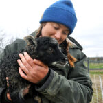 Farmer Training Alumna Makes the Leap from Science to Sheep Farming