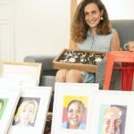From the Heart: Emma Nilan '08 Finds Healing through Art