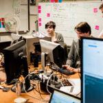 Hackathon Brings Software Engineers, Students Together