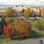 From July to October, The Walking Tour Traces UVM's Illustrious History