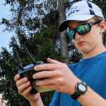 UVM Drone Training Gives High School Students an Opportunity to Soar