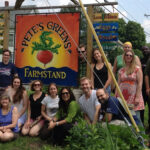 Building Sustainable Food Systems through Change and Innovation