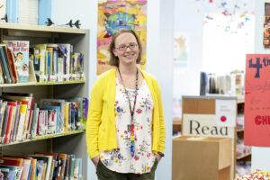school librarian courses