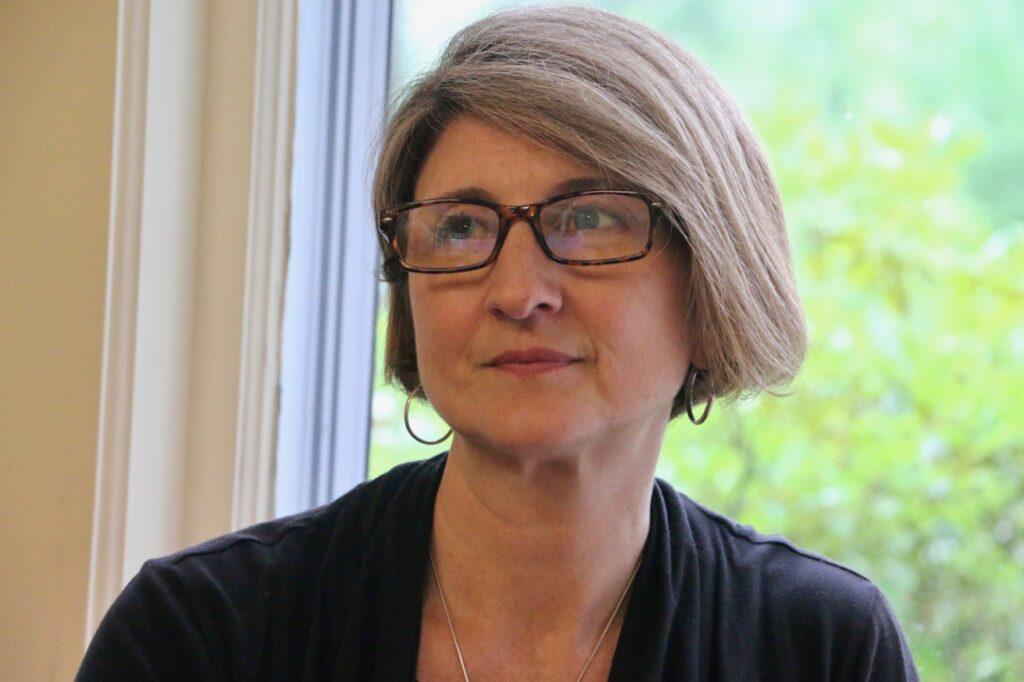 Pre-college advisor Kirsten Kilbashian