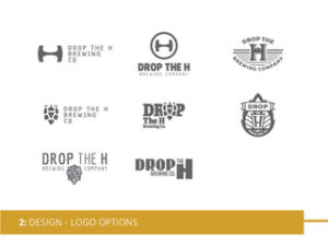 Building a Brewery Logo Design
