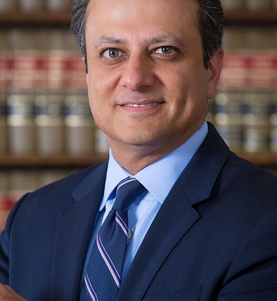Former U.S Attorney Preet Bharara