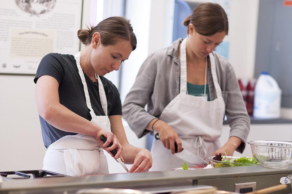 UVM John Dewey Kitchen Institute