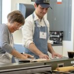 Cooking with Intention and Mindfulness at the John Dewey Kitchen Institute