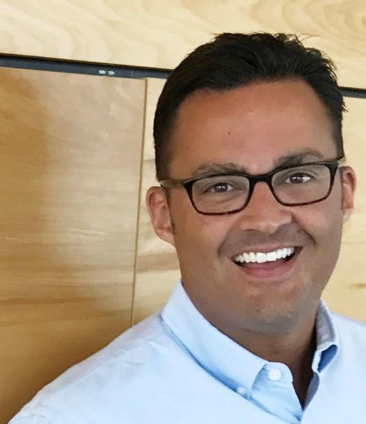 UVM Digital Marketing Instructor Erik Harbison