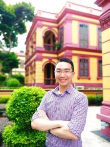 PBPM student Christopher Wong