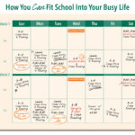 This Is How We Did it: How You Can Fit Remote Learning into Your Busy Life