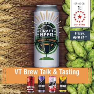 VT Brew Talk and Tasting Virtual Event