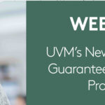 "Redefining the ""Gap Year"" with UVM's Guaranteed Admission Program"