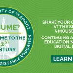 UVM Launches New Digital Badge Credentialing Program