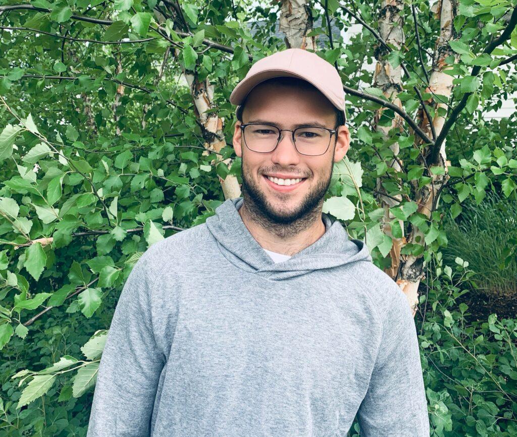 UVM Gap Student Lucas Schoen