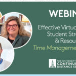 Effective Virtual Learning: Tips for Time Management