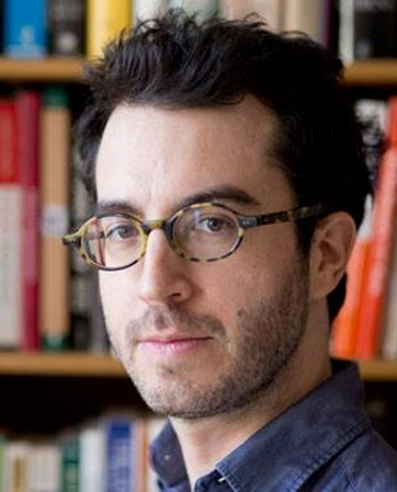 Author Jonathan Safran Foer Aiken Lecture Series Speaker