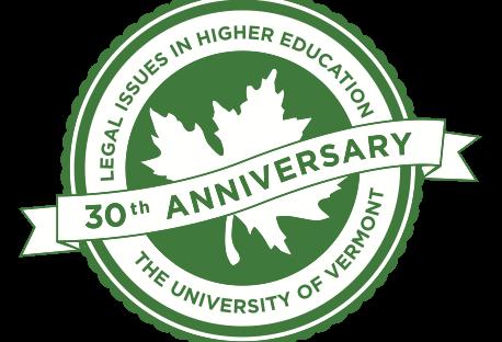 Legal Issues 30th Anniversary logo