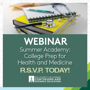 Summer Academy College-Prep webinar tout graphic