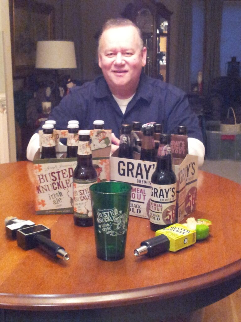Jon Reynolds of BrewPlan, Inc.