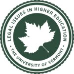 Legal Issues in Higher Education Logo