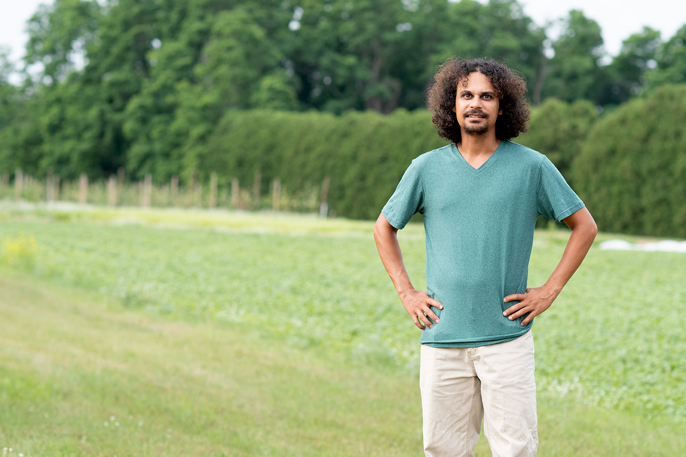 how to manage crops