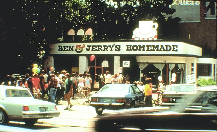 ben & jerry's social mission