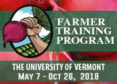 UVM Farmer Training Program
