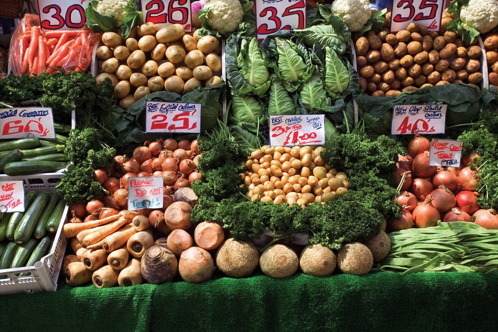 Healthy Food Access And Affordability