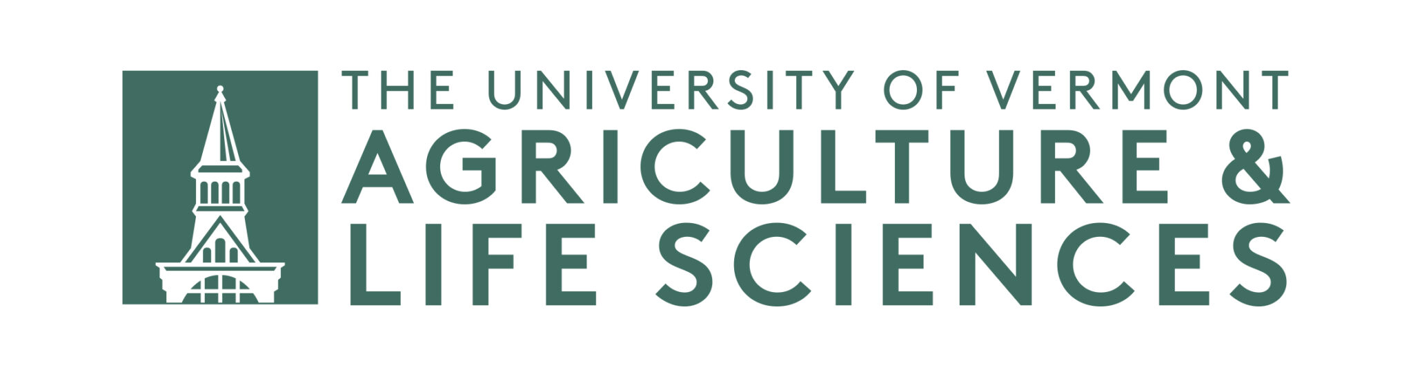 UVM College of Agriculture and Life Sciences logo