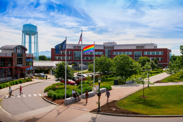 Summer UVM Campus