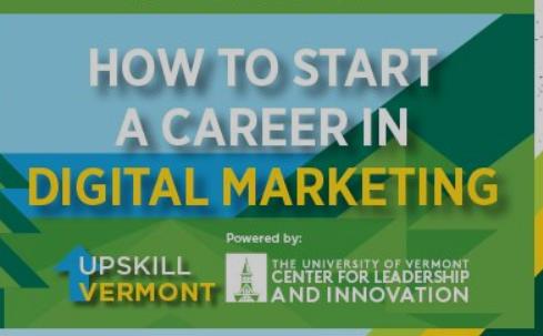 Upskill How to Start a Career in Digital Marketing