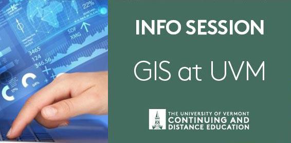 GIS webinar tout
