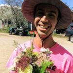Evan Hoyt smiling