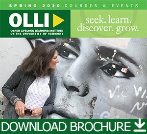 Osher Lifelong Learning Institute Spring 2020 Brochure