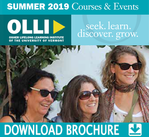 Osher Lifelong Learning Institute Summer 2019 Brochure