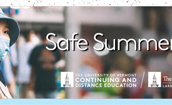 Safe Summer Travel Web Banner