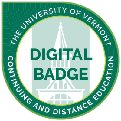UVM Digital Badging