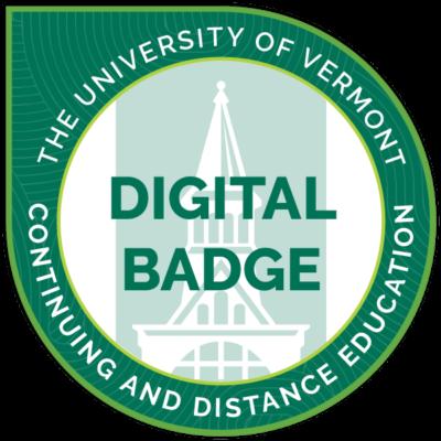 UVM Digital Badging