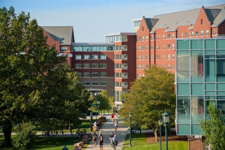 Central Campus Residence Hall