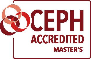 CEPH Masters accreditation
