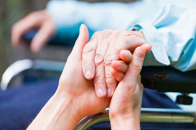 Professional end-of-life doulas
