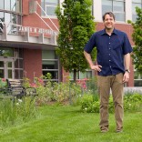 agroecology professor Ernesto Mendez
