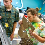 UVM Summer Academy offers a FabLab workshop for high school students.