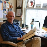 Volunteer, Instructor and Student; OLLI's Dr. John Hanagan Brings Passion for Learning to UVM