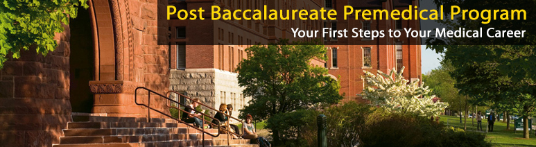 UVM Post Baccalaureate Premedical Program