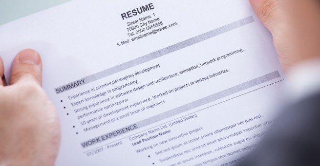 ways to improve your resume