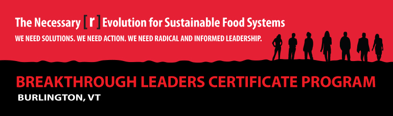 Certificate in Sustainable Food Systems