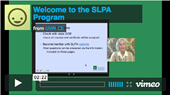 Welcome to the SLPA Program